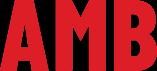 Logo de AMB, Atelier Méla-Bois, ébénisterie située à Shawinigan, en Mauricie